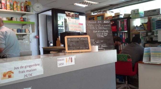 Idée de création d'un café collectif à Montrouge / ancien Chabala