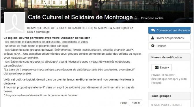 L'association pour un Café Culturel & Solidaire avance encore avant l'audience