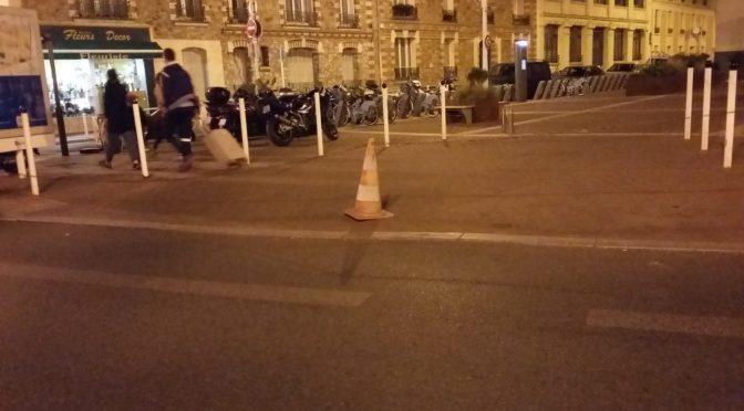 Sécurité : voirie à Montrouge